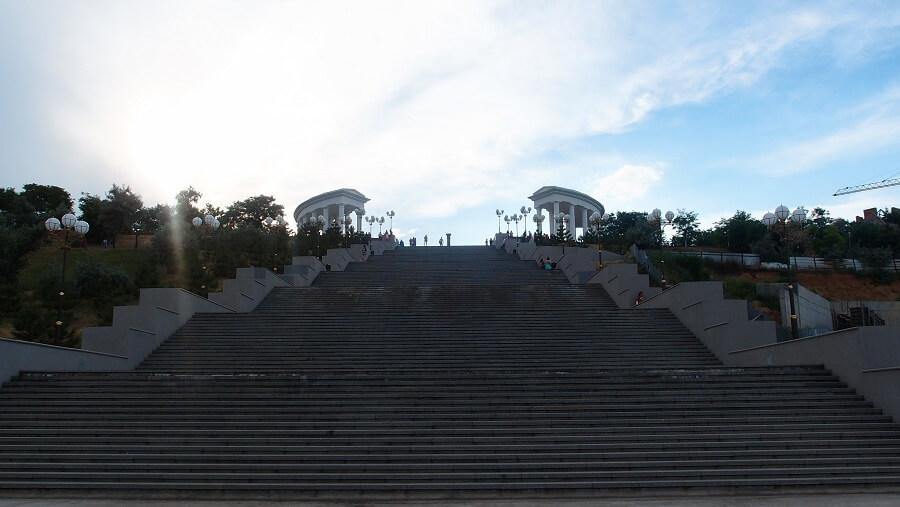 Черноморск_лестница