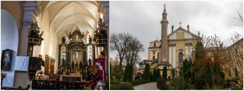 собор Петра и Павла Каменец Подольский