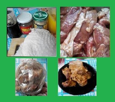 Рецепт индюшки в духовке в рукаве
